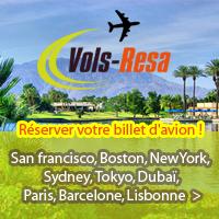 vols reservation
